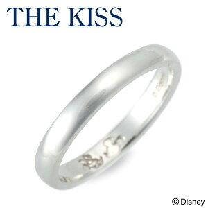 THE KISS Disney シルバー リング 指輪 婚約指輪 結婚指輪 エンゲージリング ダイヤモンド 彼氏 メンズ 誕生日プレゼント 記念日 ギフトラッピング ザキッス ザキス ザ・キッス ディズニー Disneyzo