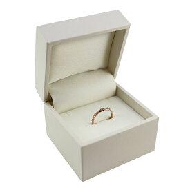 ジュエリーケース ホワイト 白 リング ネックレス ピアス ペンダント 指輪ケース プレゼント 上品 ラッピング ギフト