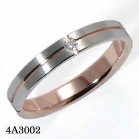 【割引クーポンが使える】 結婚指輪 プラチナ900 K18ピンクゴールド サファイア ダイヤモンド マリッジリング 4A3002 ロマンティックブルー 【ポイント2倍】 プラチナ結婚指輪 ピンクゴールド結婚指輪 ペア結婚指輪 刻印無料結婚指輪 送料無料結婚指輪