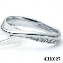 【割引クーポンが使える】 結婚指輪 プラチナ900 サファイア ダイヤモンド マリッジリング 4RK027 ロマンティックブルー 【ポイント2倍】 プラチナ結婚指輪 ペア結婚指輪 刻印無料結婚指輪 送料無料結婚指輪 シンプル結婚指輪 ブライダル結婚指輪