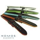 ノモス 【NOMOS】公認 国内限定カラーコードバン ベルト