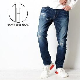 【送料無料】 ジャパンブルージーンズ カリフシリーズ サンディエゴ CALIF. San Diego ジャパンブルー ジーンズ JAPAN BLUE JEANS CALIF Slim Tapered [Lot/J8717SD] デニムパンツ ダメージ 日本製 【コンビニ受取対応商品】