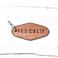 TESTheEndlessSummerテスエンドレスサマーBUHILOGOWOODKEYCHAINブヒロゴウッドキーホルダーザエンドレスサマー[Lot/8774704]木製日本製天然木アーバンサーフおしゃれアメカジ西海岸カリフォルニアサーフィンキーチェーンキーリング