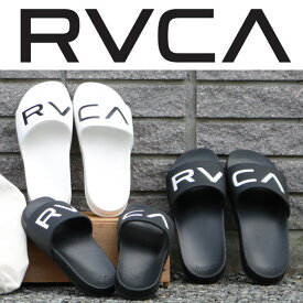 【ポイント20倍】 【 20%OFF SALE セール 】 RVCA ルーカ ビーチサンダル シャワーサンダル サンダル シャワサン メンズ レディース ユニセックス [Lot/AI043-955] [Lot/AI041-957] ビーサン リラックス カリフォルニア サーフィン ペアルック お揃い リンクコーデ ペア