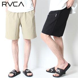 RVCA ルーカ メンズ SMALL NEW WORLD セットアップ ショーツ ショートパンツ [Lot/AJ041-610] プール 夏 フェス イベント サーフ ボード 海 リラックス スポーツ カジュアル ルーカジャパン