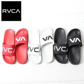 RVCA ルーカ シャワーサンダル シャワサン サンダル メンズ レディース ユニセックス [Lot/AJ041-973] リラックス サーフ おしゃれ かわいい 夏 海 プール お揃い リンクコーデ