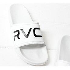 RVCAルーカシャワーサンダルシャワサンサンダルメンズレディースユニセックス[Lot/AJ041-973]リラックスCaliforniaサーフおしゃれかわいいアメカジ夏海プールお揃いリンクコーデプレゼント