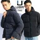 【 送料無料 】 UBR ウーバー BOLT JACKET XP DOWN JKT ダウンジャケット シームレスダウン ダウン メンズ 秋 冬 新作 [Lot/7062] 都会…