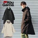 【20SS新作】ABU GARCIA アブガルシア WATER PROOF COAT ウォータープルーフ コート 1528891-1528899 メンズ ユニセックス フィッシング 釣り アウトドア