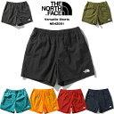 THE NORTH FACE ノースフェイス Versatile Shorts バーサタイルショーツ [Lot/NB42051] メンズ 短パン ハーフパンツ ショーツ 水着 水…