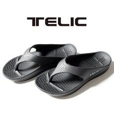 【正規取扱店】TELICLOGOIMPACTFLIPFLOPテリックロゴインパクトフリップフロップサンダル夏アウトドアメンズレディースユニセックスプール海室内履きビーチサンダルリカバリーシューズシンプルスポーティー