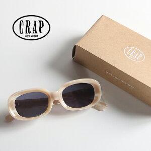 【国内正規品】CRAP eyewear クラップアイウェア サングラス The Bikini Vision [Lot/BIKIV018VB] ケース付き 眼鏡 めがね 紫外線 UVカット カラーレンズ 男性 女性 海 アウトドア バカンス カジュアル