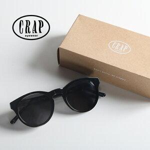【国内正規品】 CRAP eyewear クラップアイウェア サングラス The Shaka Appeal [Lot/SHAKA104GG] ケース付き 眼鏡 めがね 紫外線 UVカット カラーレンズ 男性 女性 海 アウトドア バカンス カジュアル