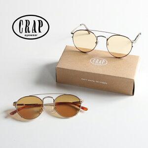 【国内正規品】 CRAP eyewear クラップアイウェア サングラス The Tuff Safari [Lot/TUFFS620GO-TUFFS720MT] ケース付き 眼鏡 めがね 紫外線 UVカット カラーレンズ 男性 女性 海 アウトドア バカンス