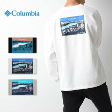 【正規取扱店】Colonbiaコロンビアハンギングロックフォールズロングスリーブティー[Lot/PM0545]Tシャツ長袖トップスプリントメンズレディースカジュアル大人カジュアルアウトドアキャンプ釣り春夏秋冬