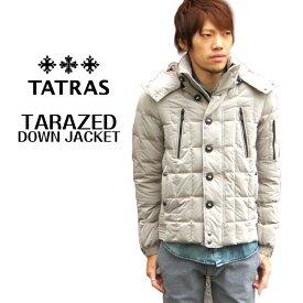 【 送料無料 】 TATRAS タトラス TARASED ダウン ジャケット TATRAS タトラス ダウンジャケット[lot/MTA15A462]ダウンジャケット アウター トップス