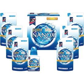 特別価格 洗剤 ギフト ライオン トップスーパーナノックス 洗剤ギフト LSN-30V 洗剤 セット ナノックス ギフトセット 洗濯洗剤セット 内祝い 引越し 引っ越し 挨拶 お中元 お歳暮 快気祝い 法事 お返し のし 包装 メッセージカード 無料