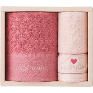 ジルスチュアート フェイス・ウォッシュタオルセット ピンク 200013017結婚祝い 出産内祝い プレゼント のし ラッピング メッセージカード 無料