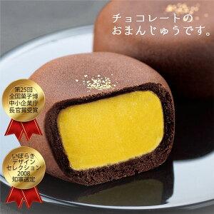チョコレートまんじゅう 天満月 あまみつき 15個入り 個包装 創業1852年 水戸名菓 亀じるし