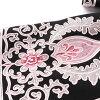 The size black pink that coat jacket embroidery coat no-collar coat trench coat Cody cancer convertible collar coat tweed coat knit long coat Lady's has a big