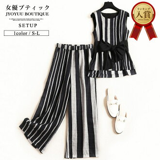 The size that is big for 70 generations for concert wedding ceremony second party invite 60 generations for セットアッブフォーマルパンツドレスストライプ wedding ceremony pantdress trouser suit party dress 50 generations which there is a pantdress wedding ceremony sleeve in in