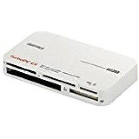 送料無料!バッファロー USB3.0マルチカードリーダー TurboPC EX付き ホワイト BSCRY22TU3WH