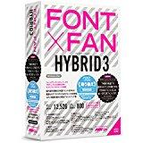 送料無料!フォント・アライアンス・ネットワーク FONT x FAN HYBRID 3 乗り換え/特別限定版