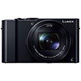 送料無料!Panasonic コンパクトデジタルカメラ ルミックス LX9 1.0型センサー搭載 4K動画対応 ブラック DMC-LX9-K