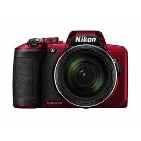 送料無料!ニコン B600RD コンパクトデジタルカメラ COOLPIX(クールピクス) レッド