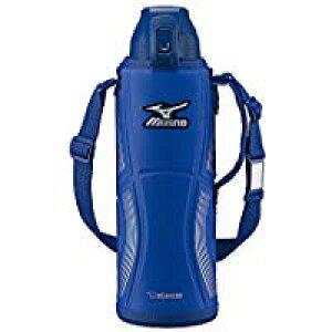 送料無料!象印 (ZOJIRUSHI) ミズノ水筒 直飲み スポーツタイプ ステンレスクールボトル 1.5L ブルー SD-FX15-AA