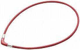 ファイテン(phiten) ネックレス RAKUWA 磁気チタンネックレス Vタイプ ボルドー 45cm