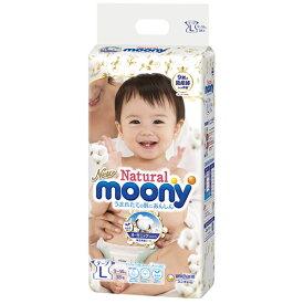 【ケース販売】【ユニチャーム】NEWナチュラル ムーニー テープ Lサイズ 38枚×4コ【moony】【ムーニー】