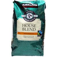 【STARBUCKS】【KIRKLAND】スターバックスローストハウスブレンド コーヒー豆 907g【コーヒー豆】【コストコ】【costco】【コストコ通販】