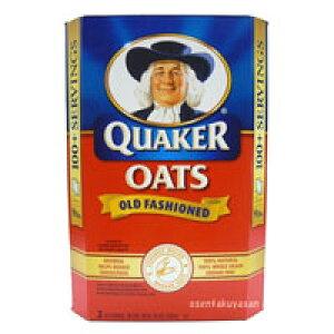 【QUAKER】【クェーカー】クエーカー  オールドファッション オートミール4.52kg(2.26kg×2袋)【オートミール】【コストコ】【costco】【コストコ通販】
