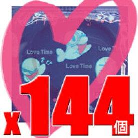 【相模ゴム】サガミラブタイム コンドーム 144個【業務用】【スキン】