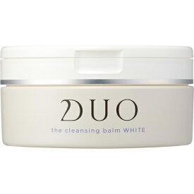DUO(デュオ) ザ クレンジングバーム ホワイト 90g【メイク落とし】【デュオ】