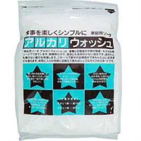 【地の塩社】アルカリウォッシュ 3kg【セスキ炭酸ソーダ】【ちのしお】
