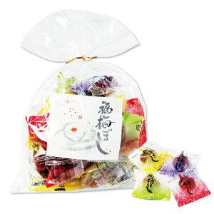 \福梅 4種おためしセット(各4粒)/ 福井 梅干し 4種おためしセット  肉厚 食べ比べ ごはんのお供 送料無料