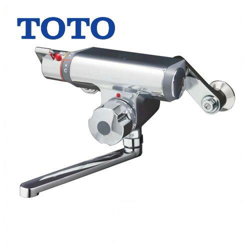 [TMF47ARR]TOTO 浴室水栓 サーモスタット バス水栓 バス金具 定量止水(壁付きタイプ) シャワーなし 自動水止め(定量止水) 【送料無料】 混合水栓 浴室用 蛇口 壁付タイプ おしゃれ