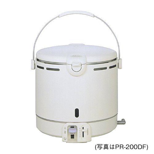 [PR-100DF-13A]【都市ガス】 パロマ ガス炊飯器 シンプルタイプ 厚釜炎炊き 1.0L・5.5合炊き セパレート機能 2〜3時間保温 【送料無料】
