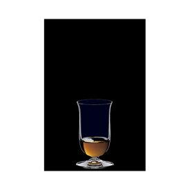 [809] リーデル ワイン ワイングラス ヴィノム シングル・モルト・ウイスキー 6416/80 (約)口径65X最大径67X高さ115 2脚 200cc 【送料無料】【メーカー直送のため代引不可】