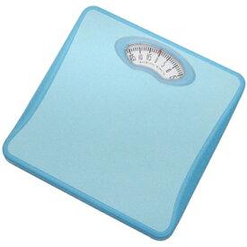 ドリテック アナログ体重計「シェイプス」 ブルー 【品番:BS-302BL】●