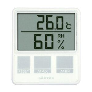 デジタル温湿度計 O-214