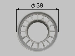 LIXIL(INAX)排水コア【品番:PBF-6H-C2】