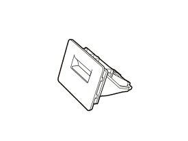 パナソニック 洗濯機 乾燥フィルター(クリスタルホワイト) 【品番:AXW2XK8GU0】