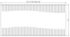パナソニック N腰掛け浴槽1616用巻きフタ・フック無 【品番:RLSX74MF7K1EC】