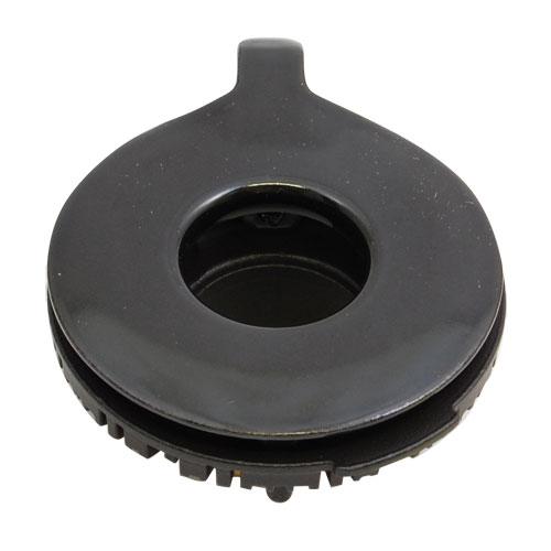リンナイ バーナーキャップ【標準バーナー用】(黒) 【品番:151-374-000】