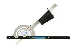 シンワ測定 丸ノコガイド定規 ミニフリーアングル II 30cm 【品番:78179】