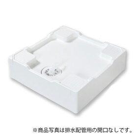 テクノテック 床上配管対応防水パン(排水管用開口あり、専用排水トラップ付) ニューホワイト 【品番:TPR640-W3-FN】