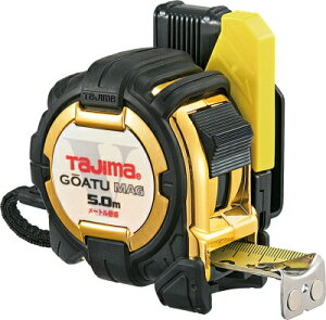 TJMデザイン(TAJIMA) 剛厚セフコンベ G3ゴールドロック マグ爪25(メートル目盛) 【品番:GASFG3GLM25-50BL】
